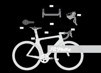 Medición de la bicicleta